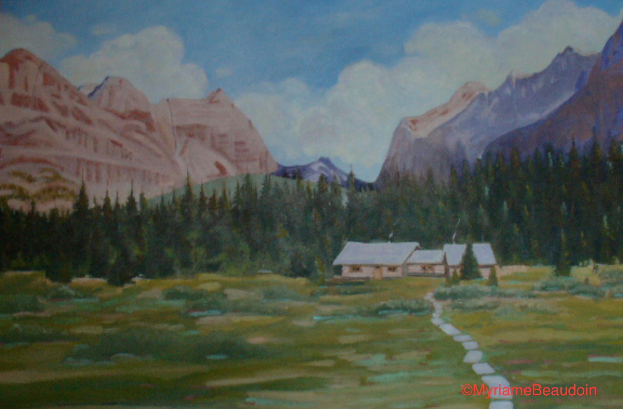 Elisabeth Parker Hut