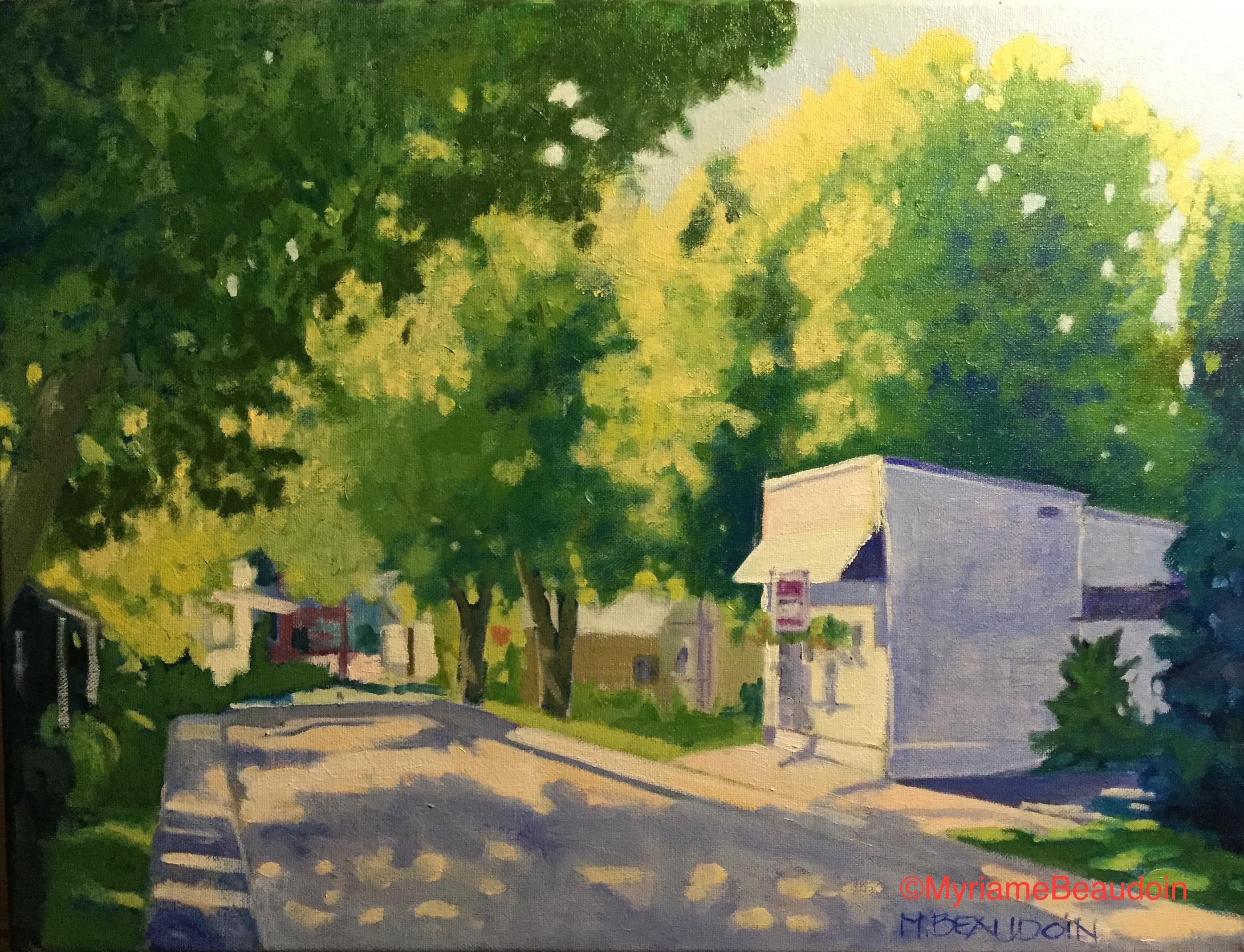 rue deMontbrunt, Boucherville