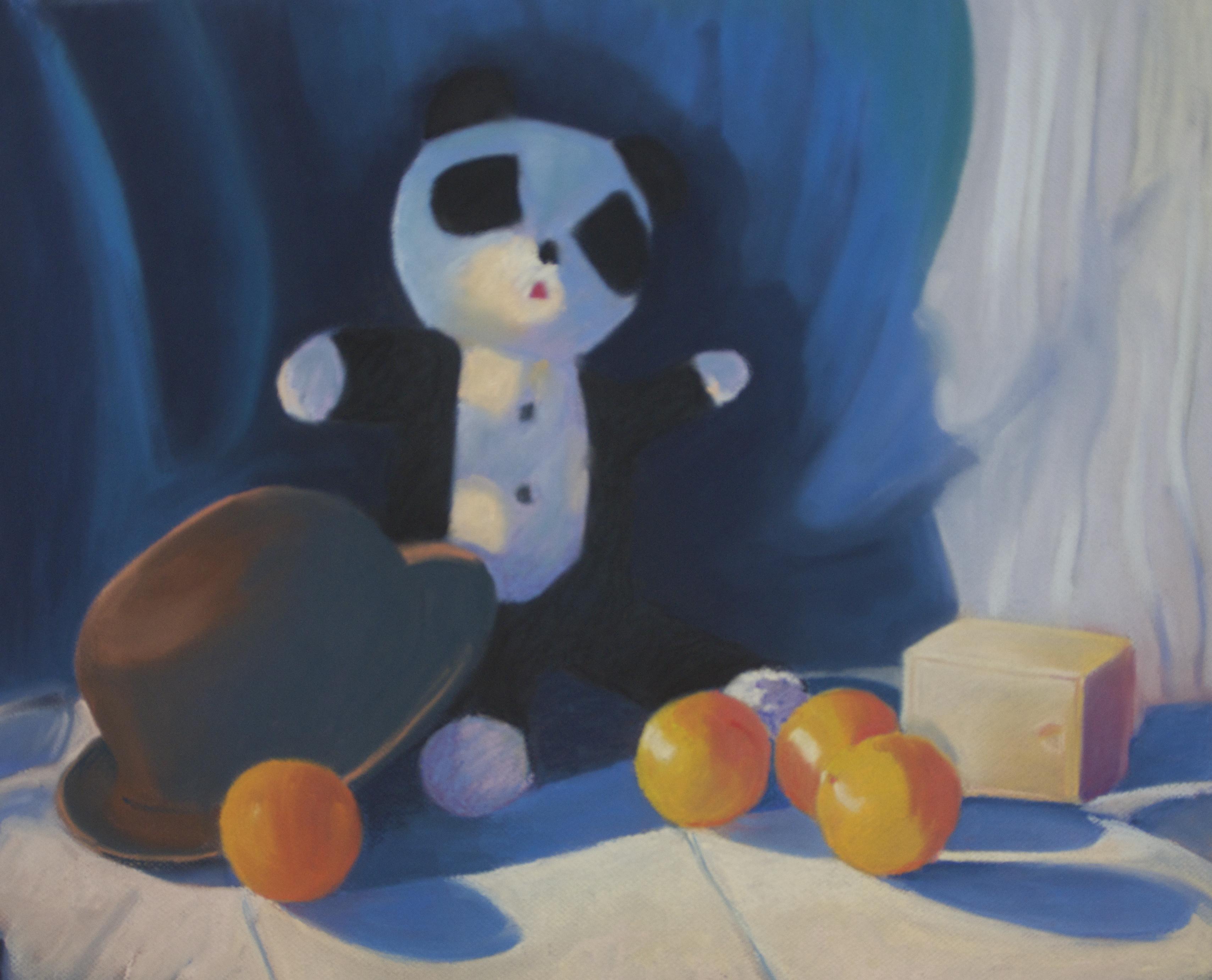 Ourson et oranges