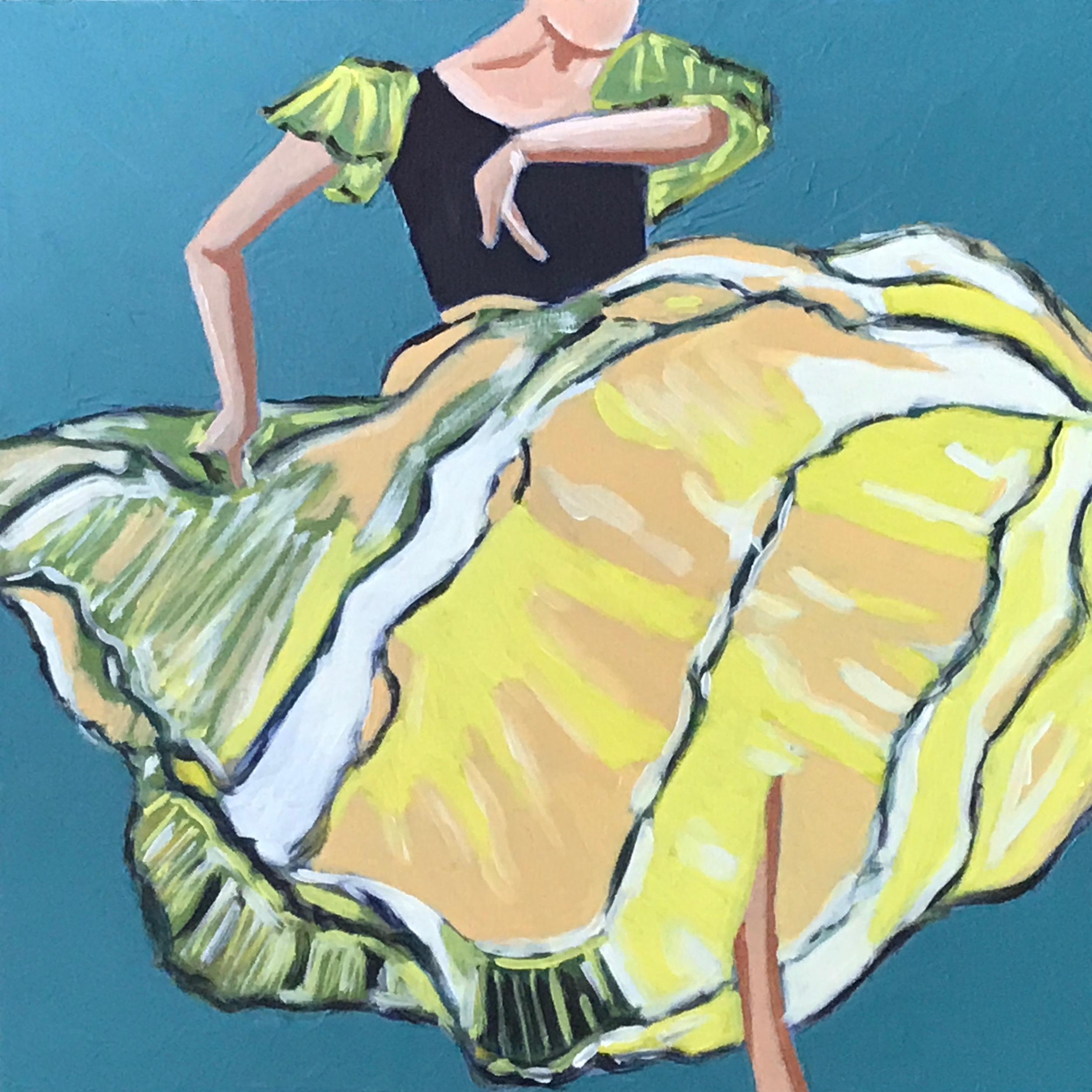 Danseuse de flamenco #3